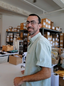 David Rossiter, Fulfillment Director