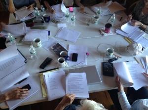 work table seminar
